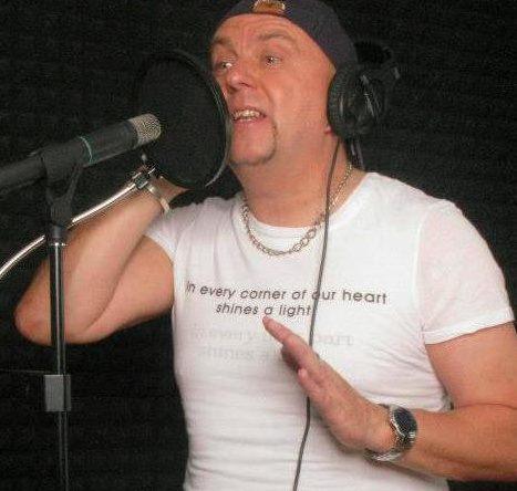 Clyve in NYC Recording Studio