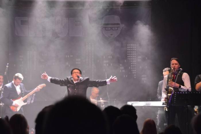 Clyve Live @ Chapel Arts 2015