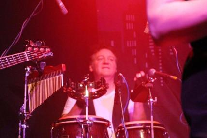 Tony Percussion